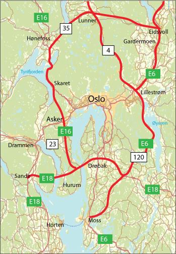 oslofjordtunnelen kart Kan regjering og storting gjøre vedtak i strid med loven?   Samferdsel oslofjordtunnelen kart