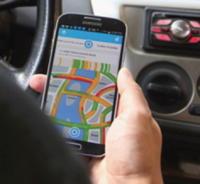 Trafikkappen taree2y lanseres i disse dager, og vil hjelpe om lag hundre tusen bilister i Kairo med å ta riktige veivalg. Foto: Yngve Leonhardsen.
