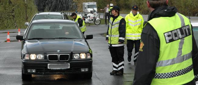 Vi vet lite om lovlydighet i trafikken, konstaterer artikkelforfatteren. Foto: Are Wormnes.