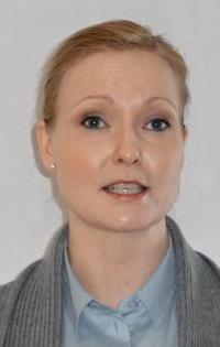 Ane Dalsnes Storsæter er Vegvesenets leder for RSI-prosjektet. Foto: Are Wormnes.