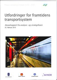 Utfordringer for framtidens transportsystem, rapport