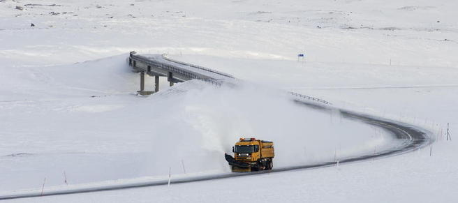 E6 Saltfjellet, Foto