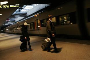 Stasjon. Foto