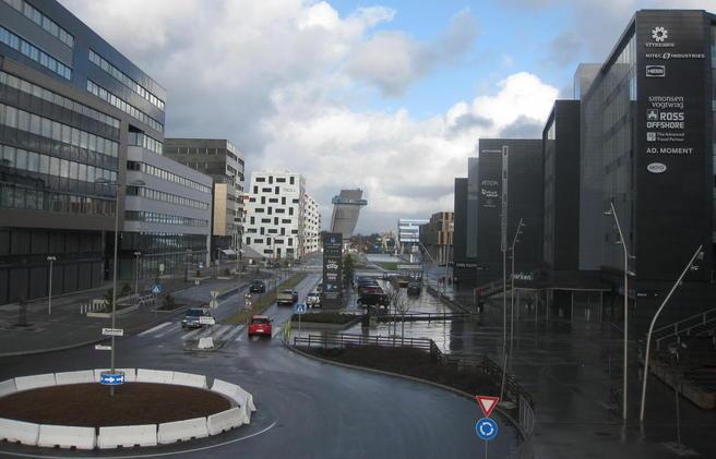 Foto.Jåttåvågen
