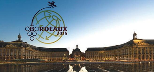 Borsdeaux Børsen med ITS-logo