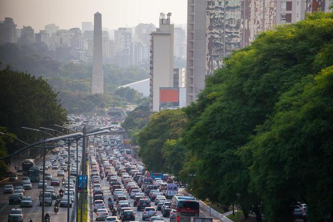 Motorvei Sao Paulo, foto
