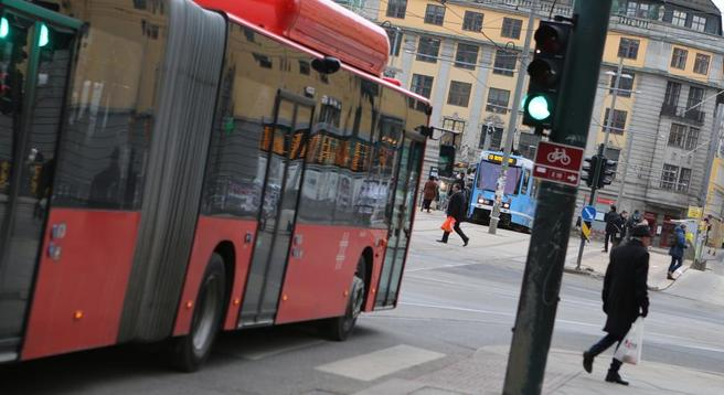Foto. Buss