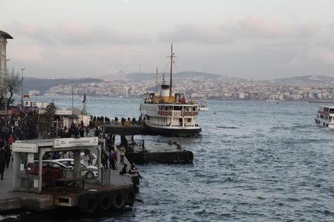 Foto. Istanbulbåt