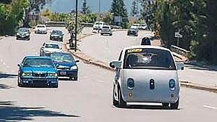 Bilde Google-bil
