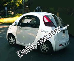 Google-bil