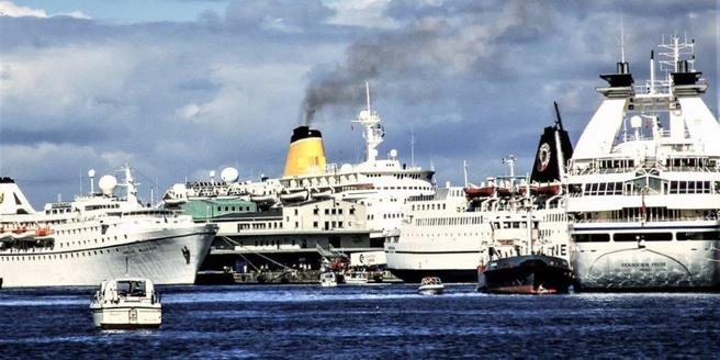 cruisebergenmiljøet