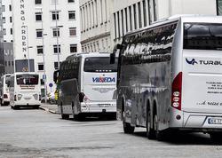 I Bergen er det for få parkeringsplasser for turistbusser. I høysesongen skaper det trafikkaos i rundt byens severdigheter