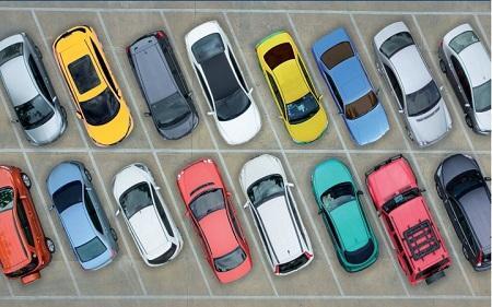 Tyngre kjøretøyer – økte utslipp. Foto: ITF.