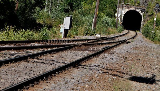 Bane NOR er ansvarlig for landets jernbaneinfrastruktur. Foto: F. Dahl.