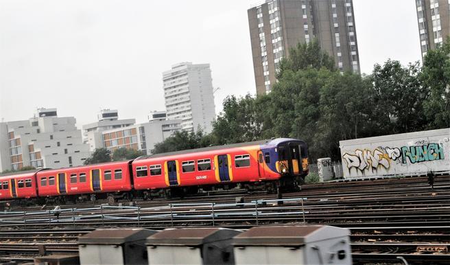 Igjen er en nyordning gang i britisk jernbane. Det nye strategidokumentet smaker av spennende lesestoff for jernbaneinteresserte i mange land. Foto: F. Dahl.