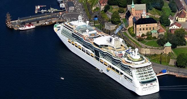 Direktør Ingvar M. Mathisen i Oslo Havn satser på vekst i cruiseskipstrafikken og sier at «hovedstaden kan definitivt ta opp konkurransen med Vestlandet.» Foto: Oslo Havn KF.