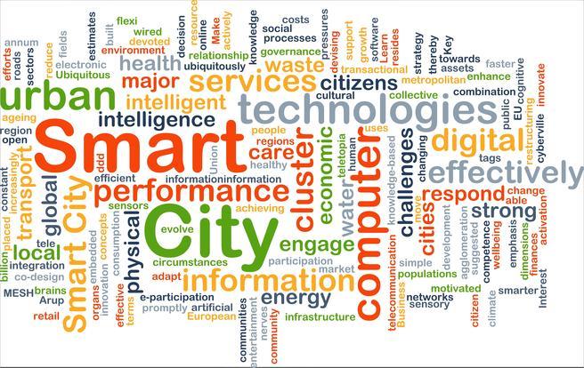 I arbeidet med smarte byer kan myndigheter ta i bruk ny teknologi for å redusere kostnader, forbedre tjenester og øke innbyggernes deltagelse og livskvalitet, forklarer artikkelforfatterne. Illustrasjon: Kheng Guan Toh/Scandinavian StockPhoto.