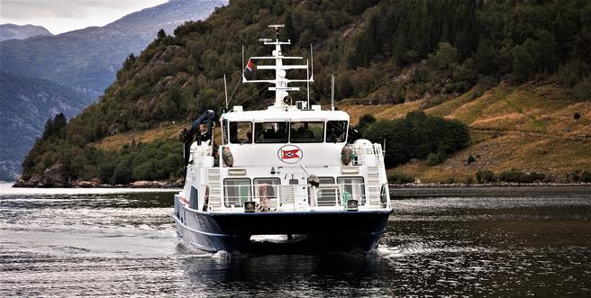 Fra 2021 håper Sogn og Fjordane fylkeskommune å ha den første hurtigbåt med hydrogenfremdrift. Når alle hurtigbåter, som MS «Sylvarnes», byttes ut med hydrogendrevne farkoster, vil utslippene fra kollektivtransporten i fylket mer enn halveres.