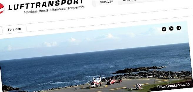 Lufttransport betjener i dag ruten Værøy–Bodø.