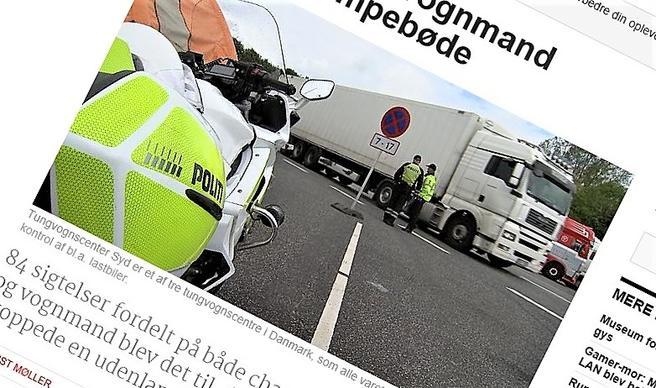 tvsyd.dk er blant nyhetsmediene som har omtalt saken.