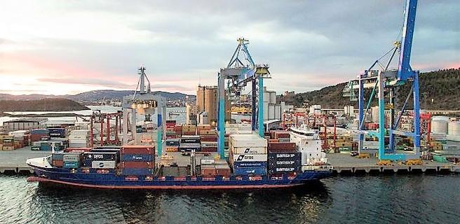 Ledelsen i Oslo Havn vil bidra til å gjøre hovedstaden grønnere. Foto: Oslo Havn.