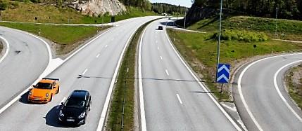 Sverige skal i 2020 være vertsland for Verdens helseorganisasjons tredje høynivåkonferanse om trafikksikkerhet. Illustrasjonsfoto: Trafikverket.