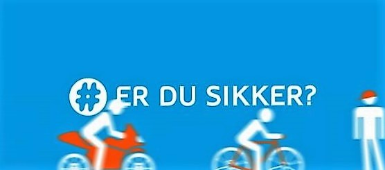 Stadig færre trafikkdøde i Norge eliminerer ikke behovet for norske trafikksikkerhetskampanjer, mener artikkelforfatteren. Illustrasjon: Klipp fra en Trygg Trafikk-video.