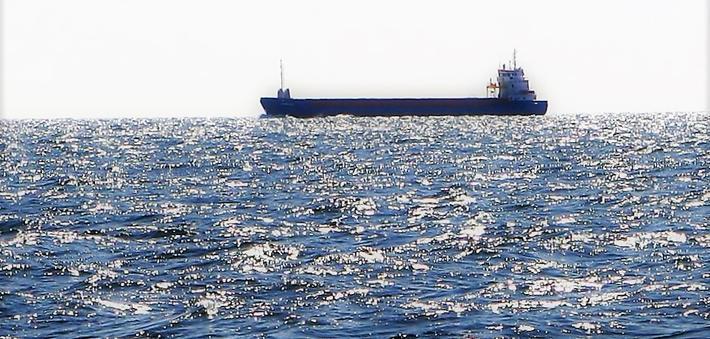 «Et eksempel på utilsiktet konsekvens av CO2-avgiften på LNG er at LNG-drevne skip legger om sitt seilingsmønster, slik at de kan bunkre i utlandet uten å betale norsk CO2-avgift», skriver innsenderne. Illustrasjonsfoto: F. Dahl.
