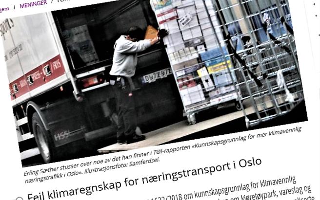 Erling Sæther skrev dette debattinnlegget. Nå får han et tilsvar.