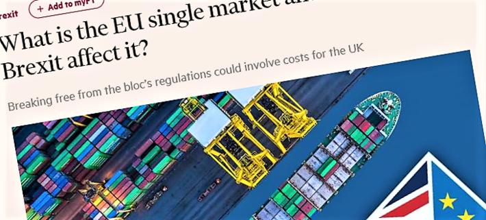 Mye stoff om Brexits betydning for transportsektoren i nyhetsbildet innad i EU, som denne nylige artikkelen i Financial Times. Olav Grimsbo etterlyser mer engasjement i Norge om det samme temaet.