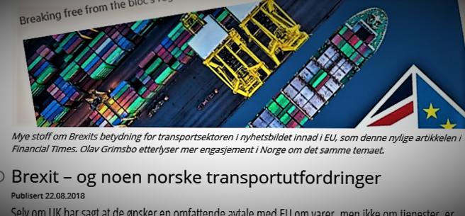 Brexit, luftfart, Einar Sørensen følger opp denne kronikken, skrevet av Olav Grimsbo og publisert her på Samferdsel 22. august.