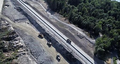 Store veiprosjekter gir god anledning til utvikling og testing av ny teknologi, mener SINTEF. Illustrasjonsfoto: AF Gruppen