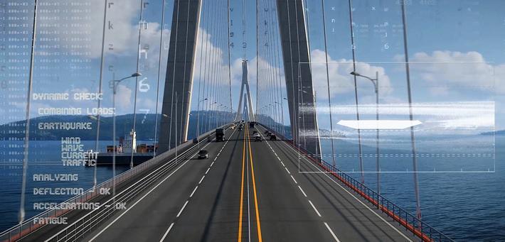 Artikkelforfatterne ser for seg at alternativet el-ferjer kan vise seg «vel så interessant som flere av de spektakulære bro- og tunnel¬konstruksjonene på E39 vi har fått presentert i media.» Illustrasjon: Vianova/Baezeni/Statens vegvesen