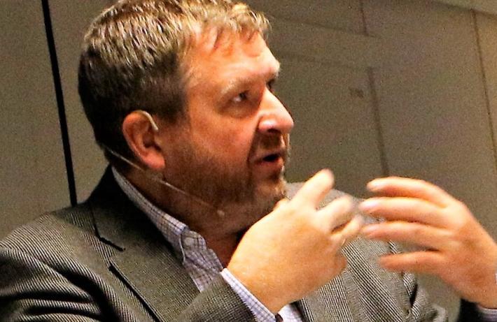 Bernt Reitan Jenssen er leder for strategigruppen. Han er til daglig adm. direktør i Ruter, administrasjonsselskapet for kollektivtrafikken i Oslo og Akershus. Arkivfoto: Samferdsel.