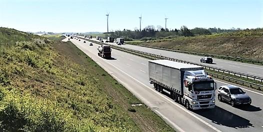 Ikke nok med den transportinfrastrukturen Danmark allerede har, mener regjeringen. Foto: Transportministeriet