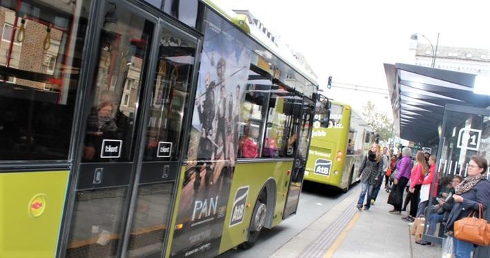 «Ikke minst vil den store satsingen på Metrobuss bety mye for mange», sier statssekretær Anders Werp. Illustrasjonsfoto: Miljøpakken