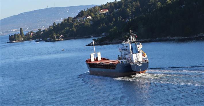 Regjeringens forslag inneholder endringer som vil bidra til at «godset går feil vei, fra sjø til vei», fremholder Tor Arne Borge. Illustrasjonsfoto: F. Dahl