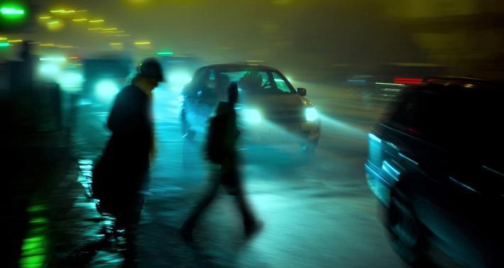 Trafikkskader mørketall. Ikke alle trafikkskader kommer med i statistikken. Illustrasjonsfoto: Trygg Trafikk