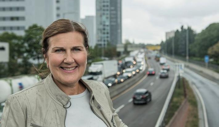 Vegdirektør, ny, Ingrid Dahl Hovland. Ingrid Dahl Hovland – fra toppjobben i Nye Veier til toppjobben i konkurrenten Statens vegvesen Vegdirektoratet. Foto: Nye Veier