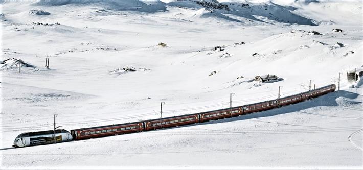 Togkjøring, konkurranse, Vy. Vy, fortsatt til å regne med … Selskapet ligger an til fortsatt kjøring på Bergensbanen. Foto: Vy