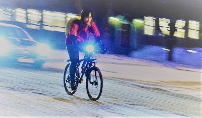 Syklisters misnøye. «Både når det gjelder sommer- og vinterdrift er syklistene fra Trondheim, Tromsø og Bergen minst fornøyd», skriver Statens vegvesen med utgangspunkt i en spørreundersøkelse. Illustrasjonsfoto: Knut Opeide, Statens vegvesen