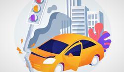 Trafikkulykker, ufullstendig skaderegistrering. «Antall trafikkulykker og -skader politiet registrerer er nå blitt så lavt at det nesten er umulig å undersøke virkninger av trafikksikkerhetstiltak i Norge», skriver Rune Elvik. Illustrasjon: Andrei Krauchuk /Scandinavian Stockphoto