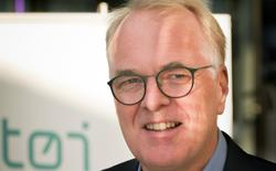 TØI-sjef. Bjørne Grimsrud, fra Statens vegvesen til Transportøkonomisk institutt. Foto: TØI
