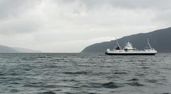 Hydrogendrevet fergedrift i vente på forbindelsen riksvei 80 Bodø–Røst–Værøy–Moskenes. Illustrasjonsfoto: Olav Heggø