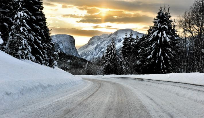 God jul ... Foto: Knut Opeide /Scandinavian Stockphoto