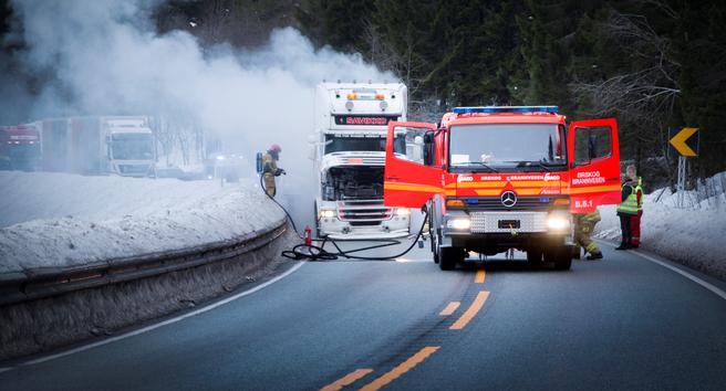 «Hvis vi tror vi er best, har vi tapt», skriver kronikkforfatteren. «Selvtilfredshet er en farlig følgesvenn. Tallet på drepte og hardt skadde i trafikken er fortsatt et stort samfunnsmessig problem.» Illustrasjonsfoto: BF Sandnes/Scandinavian Stockphoto
