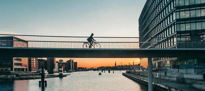 Det danske Cykelrådet. Benny Engelbrecht, transportministeren, ser at det nye rådet kan bidra til å gjøre Danmark til «et enda bedre sykkelland.» Illustrasjonsfoto: VisitDenmark/Thomas Høyrup Christensen - Copenhagen Media Center