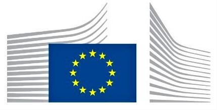 Mer hjemmearbeid. Planer for en fremtid med mer hjemmearbeid og færre kontorkvadratmeter for Kommisjonens ansatte i Brussel. Illustrasjon: EU-kommisjonen